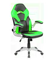 Sillon Premium Gamer Brandon verde