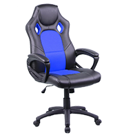 Sillón Plus Gamer Stone Azul