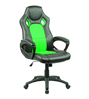 Sillon Plus gamer stone verde