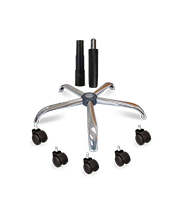 Kit ejecutivo base cromo M S/E