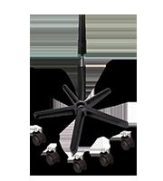 Kit ejecutivo Base negra Piston Negro M S/E