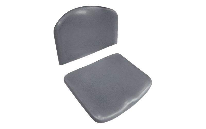 Y Cubierta ISO plastic gris